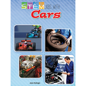 TCR178242 STEM Jobs with Cars Image