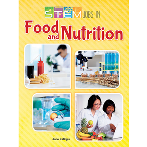 TCR178259 STEM Jobs in Food and Nutrition Image