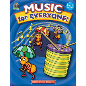 TCR2002 Music for Everyone! Image
