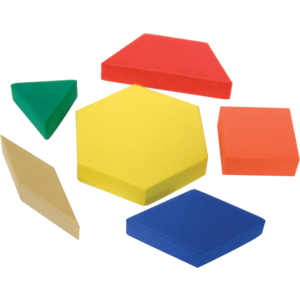 TCR20612 Foam Pattern Blocks Image