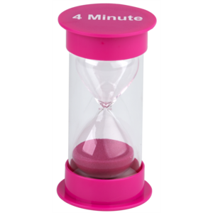 TCR20760 4 Minute Sand Timer-Medium Image