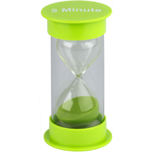 TCR20761 5 Minute Sand Timer-Medium Image