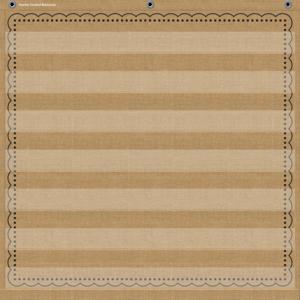 TCR20837 Burlap 7 Pocket Chart Image