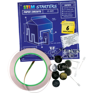 TCR20882 STEM Starters: Paper Circuits Image