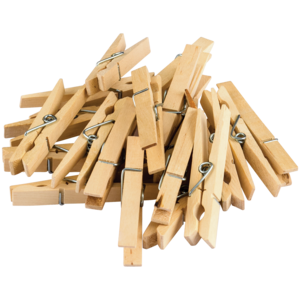 TCR20932 STEM Basics: Clothespins - 50 Count Image