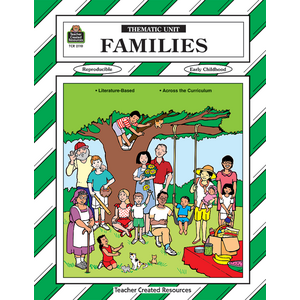 TCR2110 Families Thematic Unit Image