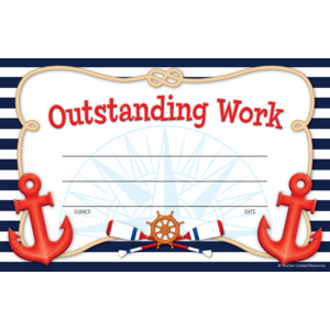 TCR2154 Nautical Outstanding Work Awards Image