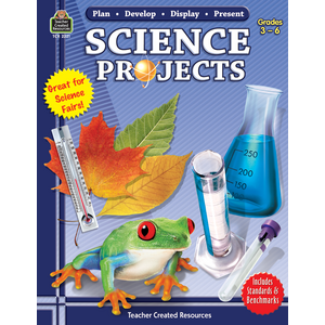 TCR2221 Plan-Develop-Display-Present Science Projects Image
