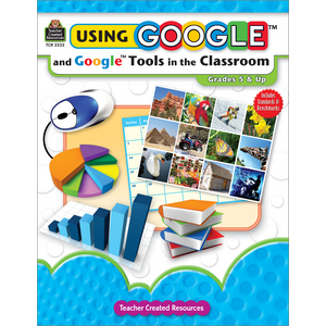 TCR2222 Using Google and Google Tools in the Classroom Image