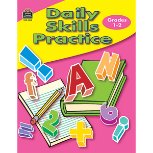 TCR2514 Daily Skills Practice Grades 1-2 Image