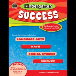 TCR2570 Kindergarten Success Image