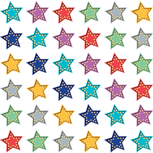 TCR2584 Marquee Stars Mini Accents Image
