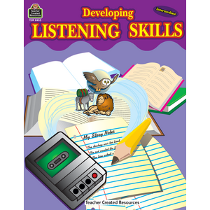 TCR2655 Developing Listening Skills Image