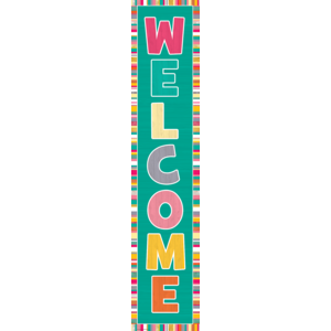 TCR2659 Tropical Punch Welcome Banner Image