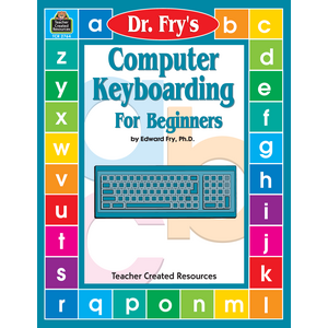 TCR2764 Computer Keyboarding by Dr. Fry Image