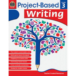 TCR2781 Project Based Writing Grade 3 Image