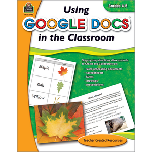 TCR2930 Using Google Docs in the Classroom Grade 4-5 Image