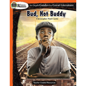 TCR2977 Rigorous Reading: Bud, Not Buddy Image