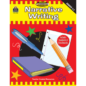 TCR2988 Narrative Writing, Grades 3-5 (Meeting Writing Standards Series) Image