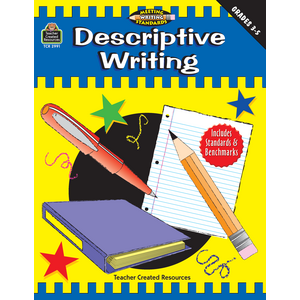 TCR2991 Descriptive Writing, Grades 3-5 (Meeting Writing Standards Series) Image