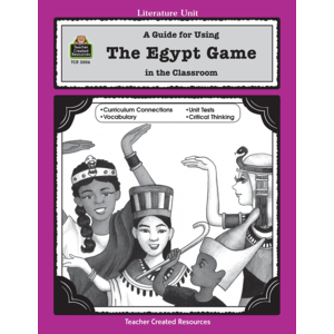 TCR3006 A Guide for Using The Egypt Game in the Classroom Image