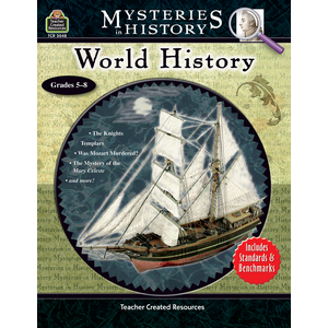 TCR3048 Mysteries in History: World History Image