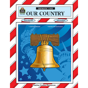 TCR3104 Our Country Thematic Unit Image