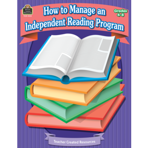 TCR3125 How to Manage an Independent Reading Program Image