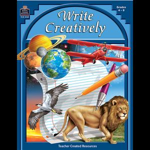 TCR3139 Write Creatively Image