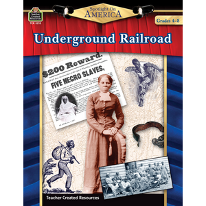 TCR3215 Spotlight on America: Underground Railroad Image