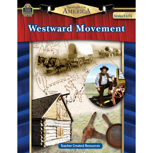 TCR3216 Spotlight on America: Westward Movement Image