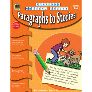 TCR3249 Building Writing Skills: Paragraphs to Stories Image
