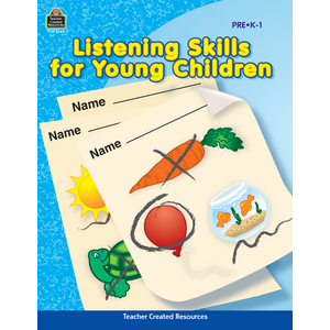 TCR3264 Listening Skills for Young Children Image