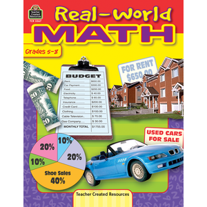 TCR3267 Real-World Math Image