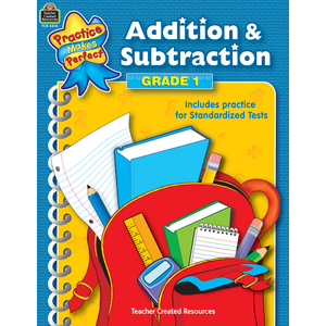 TCR3315 Addition & Subtraction Grade 1 Image