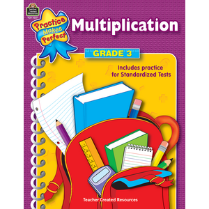 TCR3321 Multiplication Grade 3 Image