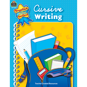 TCR3331 Cursive Writing Image