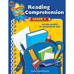 TCR3333 Reading Comprehension Grade 3 Image