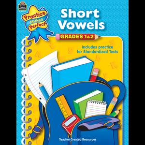 TCR3335 Short Vowels Grades 1-2 Image