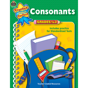 TCR3337 Consonants Grades 1-2 Image