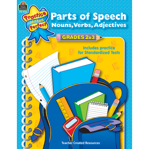 TCR3338 Parts of Speech Grades 2-3 Image