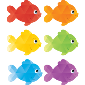 TCR3549 Colorful Fish Accents Image