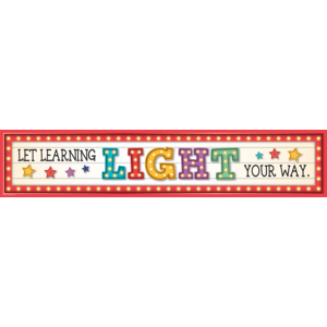 TCR3604 Marquee Let Learning Light Your Way Banner Image