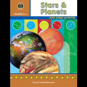 TCR3663 Stars & Planets Image