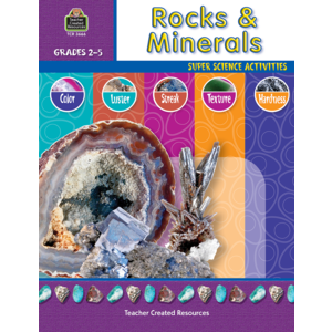 TCR3666 Rocks & Minerals Image