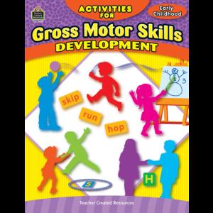 TCR3690 Activities for Gross Motor Skills Development Image