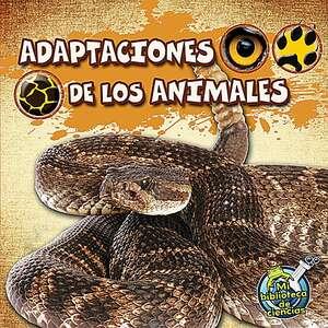 TCR369099 Adaptaciones de los animales  Image