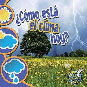TCR369136 Como esta el clima hoy? Image