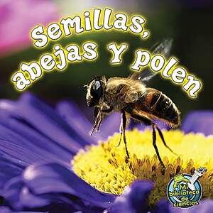 TCR369235 Semillas abejas y polen  Image