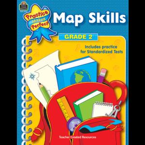 TCR3727 Map Skills Grade 2 Image